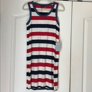 THML striped dress